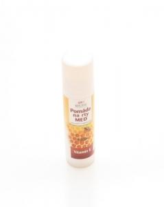 Pomáda medová na rty 17  ml BC