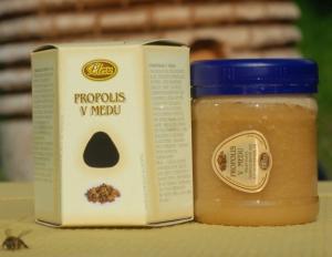 Propolis v medu 250 g