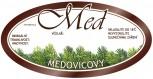 Etikety samolepící na sklenice B2 MEDOVICOVÝ