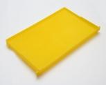 Rámek plastový s mezistěnou 39x24 THERMO žlutý