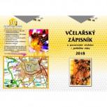 Včelařský zápisník 2018