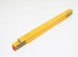 Metr skládací dřevěný s délkou 1 m