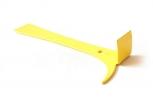 Rozpěrák ocelový lakovaný kombi žlutý