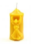 Svíčka s andílkem