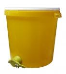 Stáčecí nádoba BE-EQ® plastová 40 kg