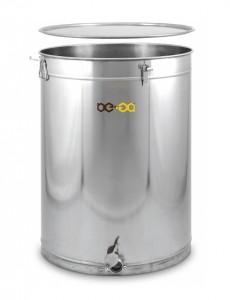 Stáčecí nádoba BE-EQ® nerezová 400 kg