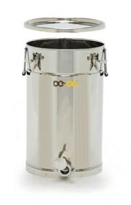 Stáčecí nádoba BE-EQ® nerezová 50 kg