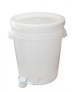 Stáčecí nádoba na 40 kg medu plastová