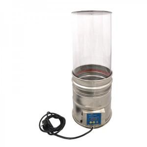 Stáčecí nádoba s ohřevem nerezová 29 litrů