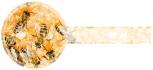 Etikety samolepící na víčko sklenice VČELY