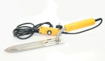 Nůž odvíčkovací el. s plast. ručkou 27 cm 230 V