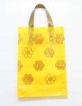 Taška plastová žlutá malá