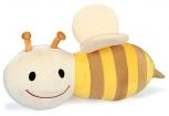Včelka plyšová 42 x 15 x 20 cm