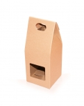 Dárková krabice na med 1 x 0,5 kg