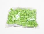 Mezerníky barevné zelené shřebíčky (100 ks)