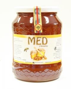 Včelí med květový LESNÍ 1 kg