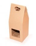 Dárková krabice na med 1 x 1 kg