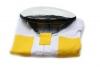 Včelařská bunda s kloboukem barevná 58