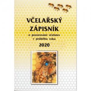 Včelařský zápisník 2020
