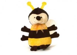 Včelka plyšová 18 cm Lilly
