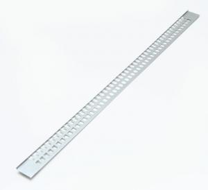 Zábrana proti myším kovová 26/500 mm