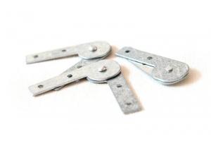 Závěsy ke skládacím rámkům (panty)